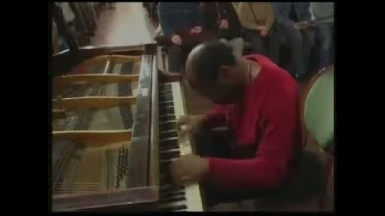 Variaciones Malagueña- Luis Lugo Piano -Festival Cervantino -Azul