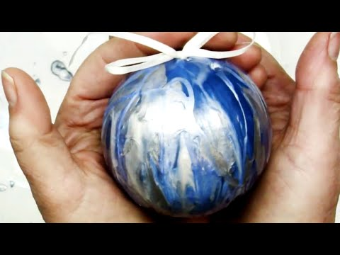 Amazing How to Create Fake Blown Glass Ball Ornament Globes