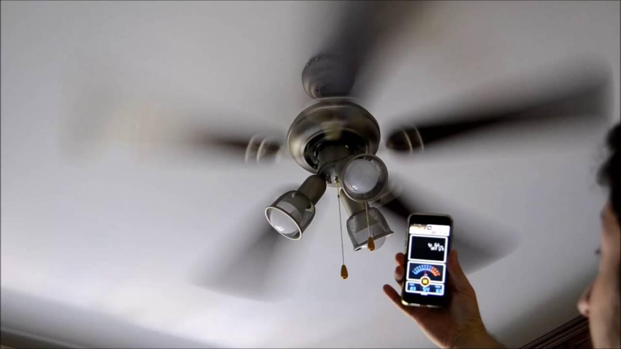 Klarstein charleston 2 in 1 ventilatore a soffitto youtube for Ventilatore da soffitto silenzioso