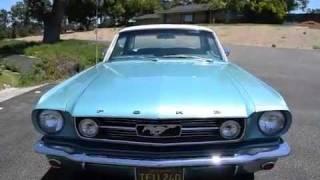 '66 Mustang Sold