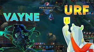 Vayne Montage 26 - Vayne URF is Back - League of Legends