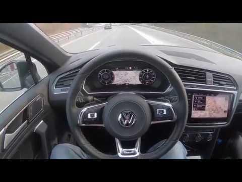 Volkswagen Tiguan my 2018. ACC+LANE ASSIST - Gopro Hero 6 Black