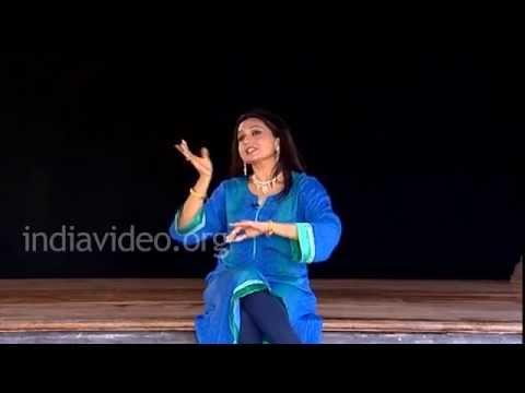 Learn Kathak with Pali Chandra, Hindi 001 - Paran and Aamad
