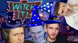 MAGICKÁ SCHOVÁVANÁ! - Witch It /w Artix, Herdyn, Baxtrix thumbnail