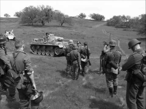 Panzergrenadier On The Western Front October 1944 WWII