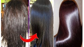 Get Rid of Super Dry and Frizzy Hair at Home | DIY Hair Setting Spray | Home Remedies