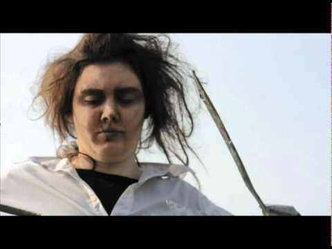 Edward Scissorhands Hair Cut Scene Youtube