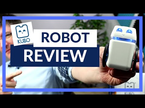 Coding with Programmable Robots - Kubo Overview and Review