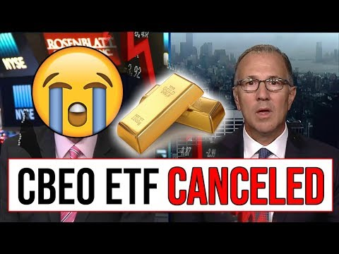 CBOE VanEck Bitcoin ETF CANCEL is a Cover Up!! NEW Exchange  to Tokenize Uber, Space-X & Airbnb