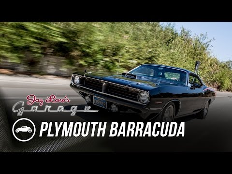 Richard Carpenter's 1970 Chrysler Barracuda - Jay Leno's Garage
