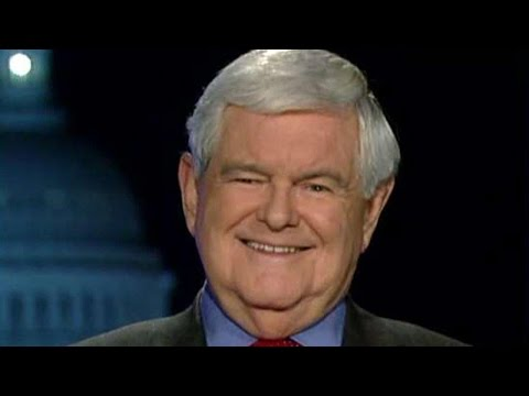 Newt Gingrich: Trump Should Send The Media A Message