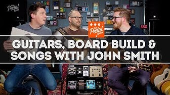 John Smith At TPS For A Board Build, Guitar Chat & Jaw-Dropping Performances – That Pedal Show