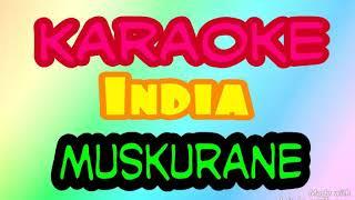 Karaoke Muskurane ki wajah tum ho Arijit Singh + lirik lengkap