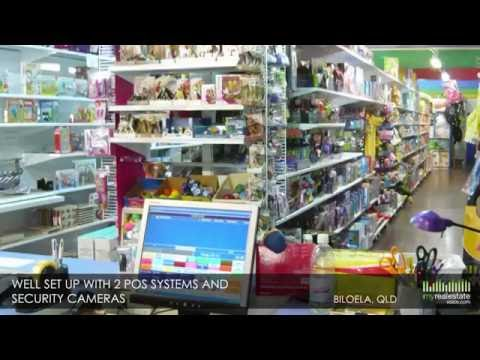 Established Freehold Toy Store Business for Sale – Biloela, QLD