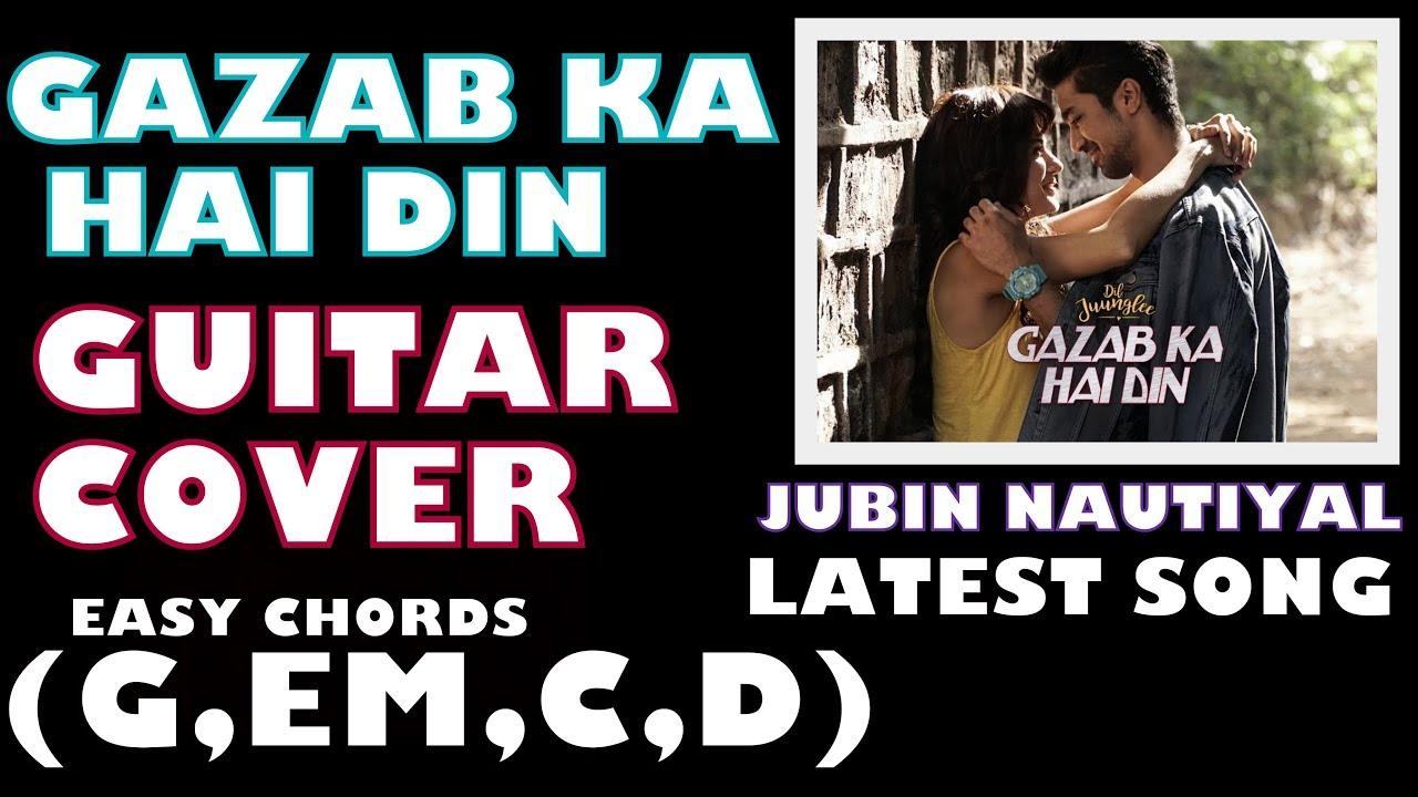 Gazab Ka Hai Din Guitar Chords Giftsforsubs