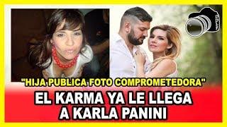 EL KARMA YA LE LLEGO A KARLA PANINI thumbnail