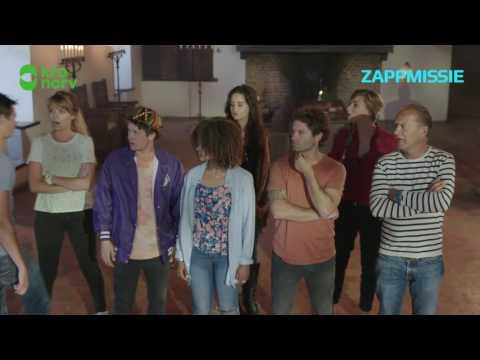 """ZAPPMISSIE """"LOST IN THE GAME"""" -#1 WELKOM BIJ DE GAME"""