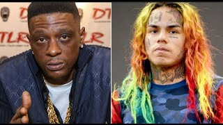 "Boosie GOES OFF On Tekashi 69 For Ratting On Kooda B, ""This Would NEVER HAPPEN IN Louisiana\"""