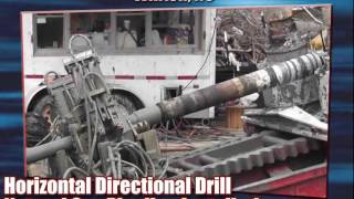 MA Engineering Consultants, Inc. - Horizontal Directional Drill / Natural Gas Line Installation