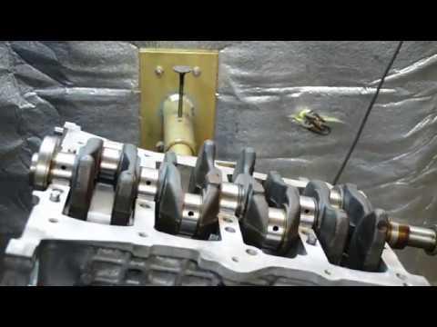 Кап. ремонт двигателя 1ZZ-FE ( первая часть )