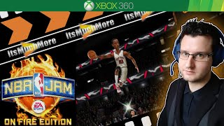 NBA Jam: On Fire Edition - Xbox 360 [Online Gameplay 2015]