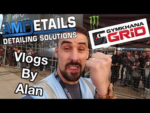 Monster Energy Gymkhana Grid Final! Greece 2016 - Luke Woodham
