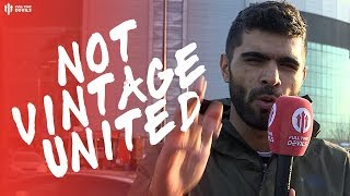 Not Vintage Man United! Manchester United 2 - 1 Watford Match Review