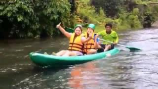 JANWAWA :: Kayaking, Phatthalung 山泉划舟(帕他仑府)ล่องเรือชมแม่น้ำที่พัทลุง
