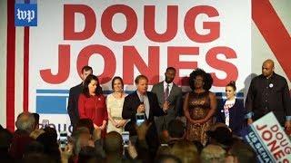 connectYoutube - Minorities and young people rally behind Doug Jones
