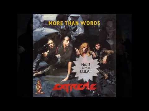 Extreme - More Than Words (Remix) HQ