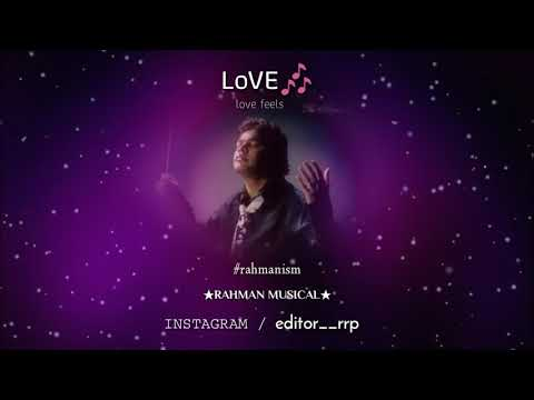 Alaipayuthey Remix Version@ Tamil BGM Lover's.