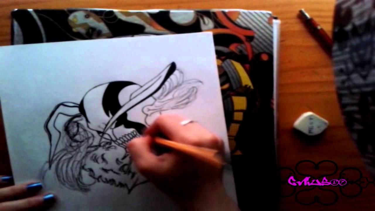Dibujo Manga (ichigo, Bleach)