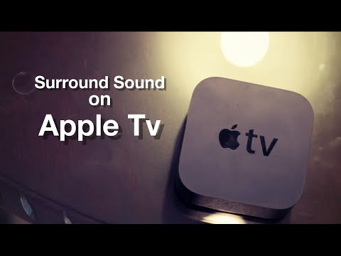 Connecting Your Apple TV to Surround Sound