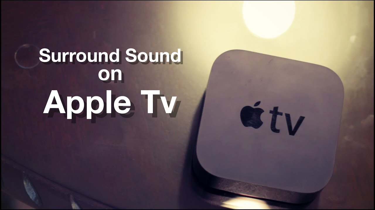 hook up MacBook Pro naar surround sound