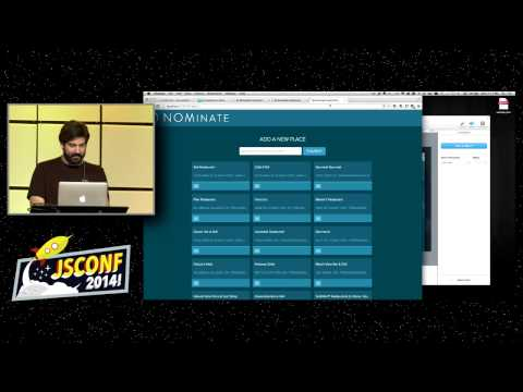 Ryan Paul: Composing frontend Web applications with MontageJS [JSConf2014]