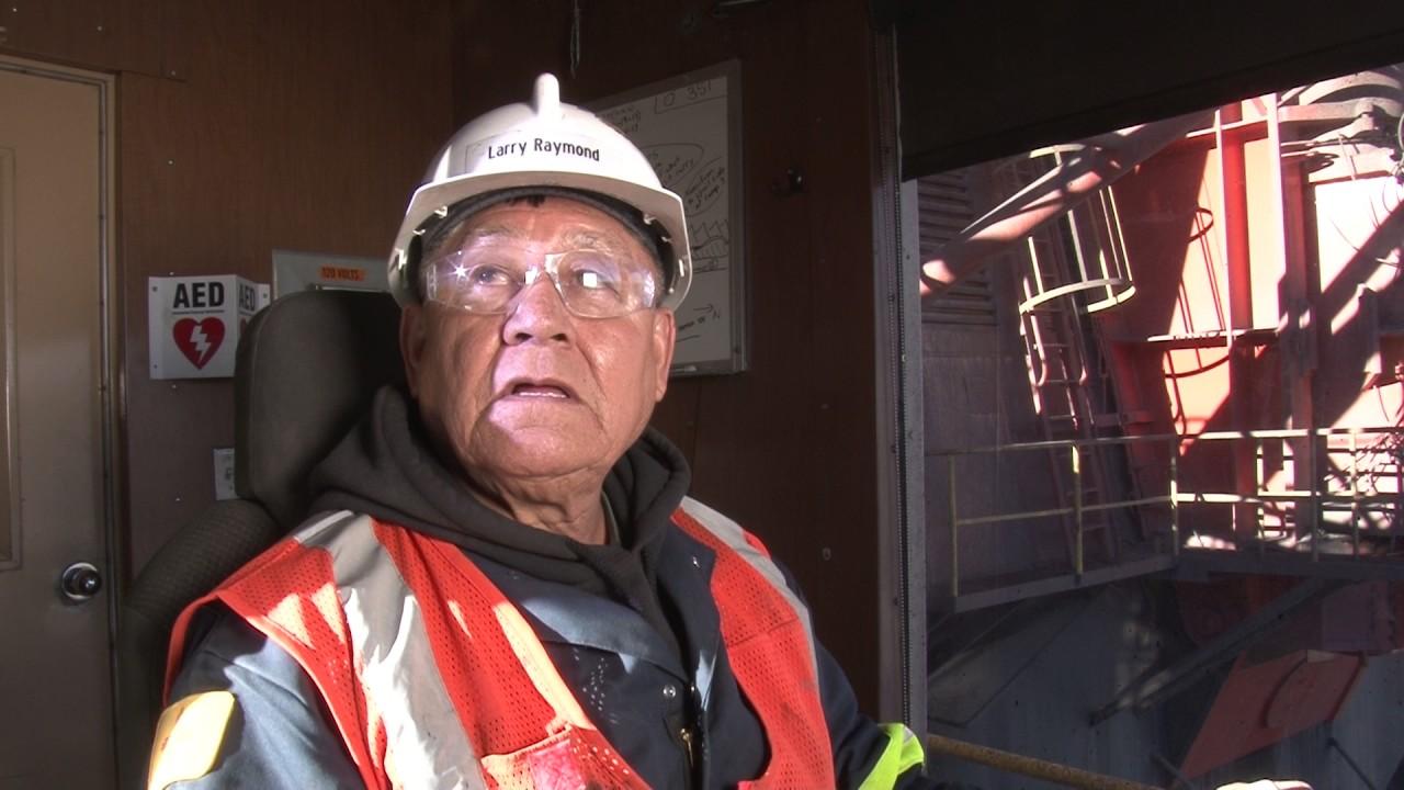 faces at navajo mine larry raymond youtube
