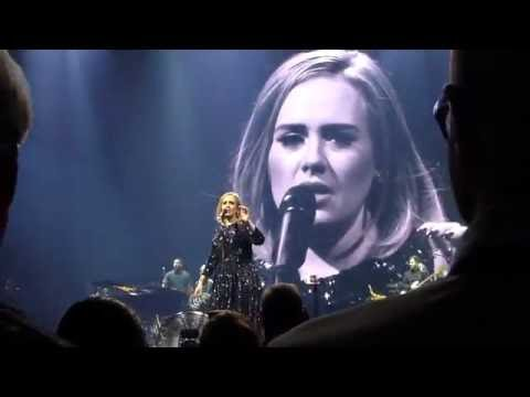 Adele Chicago United Center 7-13-2016 HD HQ Audio - Hello & First 4 Songs