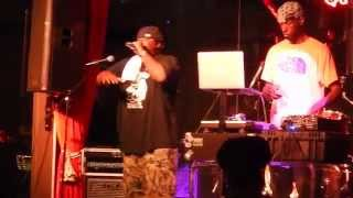 DJ Tekwun Live at the Big Apple Indie Music Series Summer Encore Show
