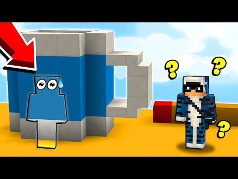 NASCONDINO NELLA CASA GIGANTE!! - Minecraft ITA