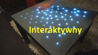 Jak zrobić interaktywny stolik. Pod napięciem S3E3