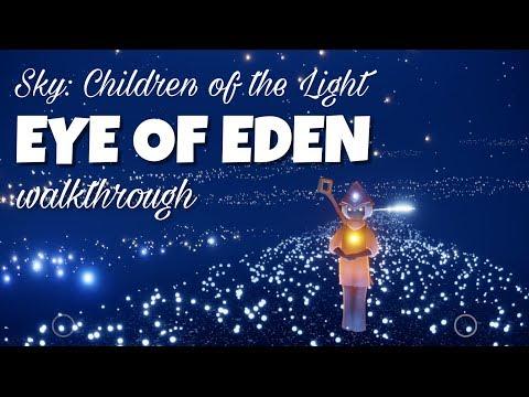 Sky: Children of the Light   EYE OF EDEN walkthrough