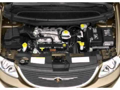 2005 chrysler town and country engine removal 2005 free for Motor oil for chrysler town and country