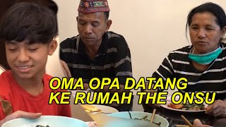 The Onsu Family - OMA OPA datang ke rumah The Onsu