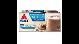 Atkins Gluten Free Protein Rich Shake and Top 20 Weight Loss Bestsellers 01092019