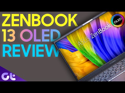 OLED for CHEAP!? | ASUS ZenBook 13 OLED UM325 Review | Guiding Tech