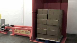 Pallet/freezer Spacer Recovery System