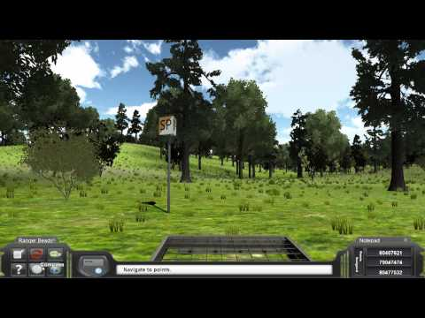 Web-based Land Navigation Trainer Tutorial