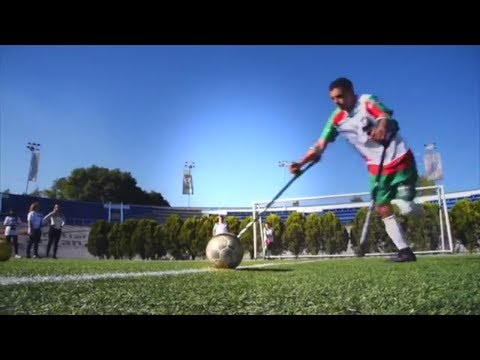 Amputee soccer in Mexico is an inspiration to never give up  ESPN Deportes