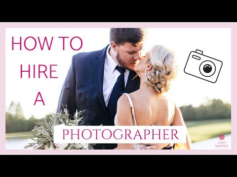 Wedding Planning Tips: What to Know Before Hiring Your Wedding Photographer