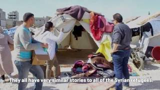 3 Questions: Syrian Refugees on the Border of Turkey